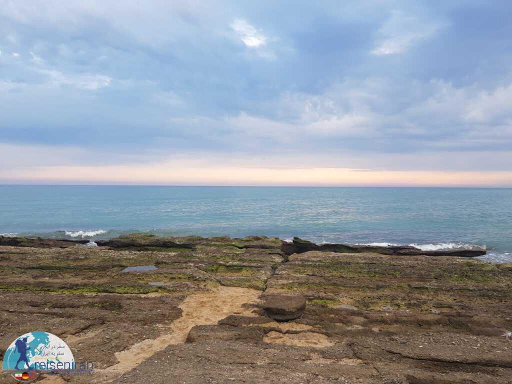 ساحل زیبای صدف
