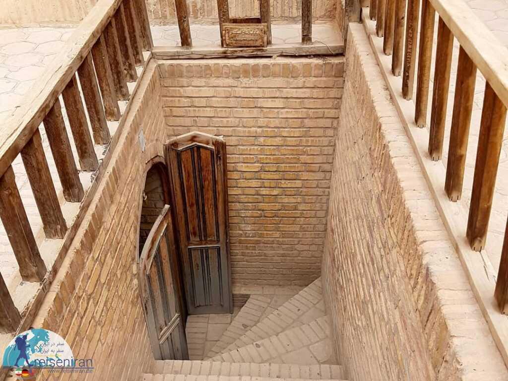 عکسی از زندان اسکندر یزد