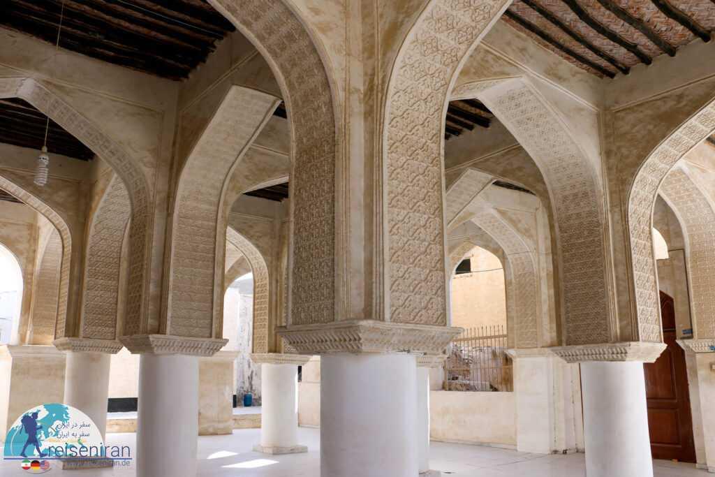 عکس مسجد افغان بندرلنگه