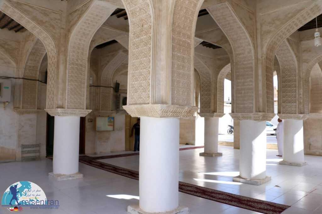 عکس مسجد افغان بندر لنگه