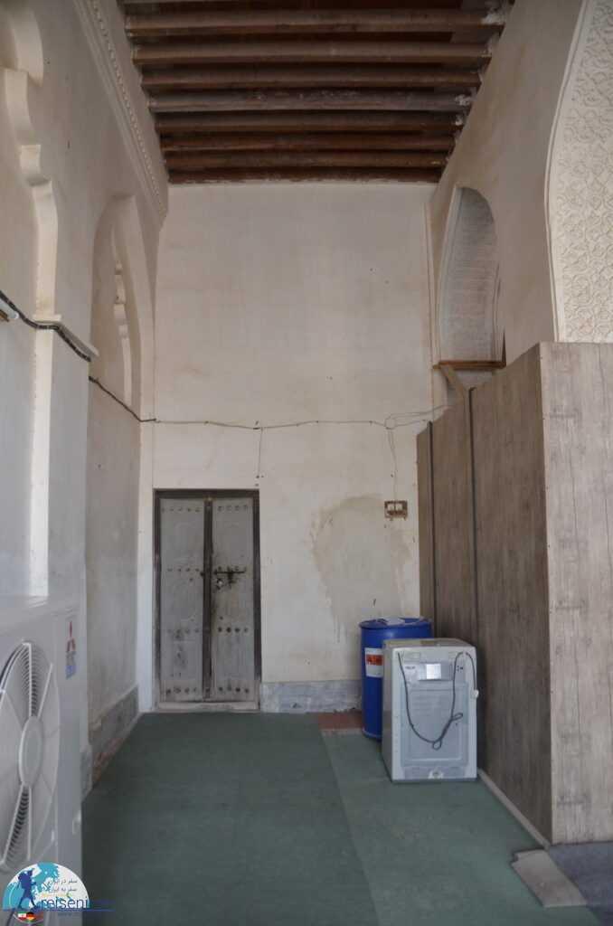 داخل مسجد شیخی