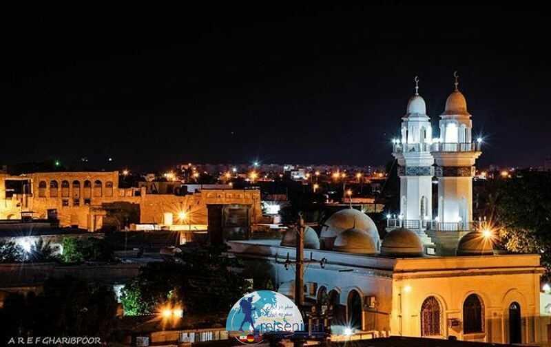 مسجد گرگ بندرلنگه