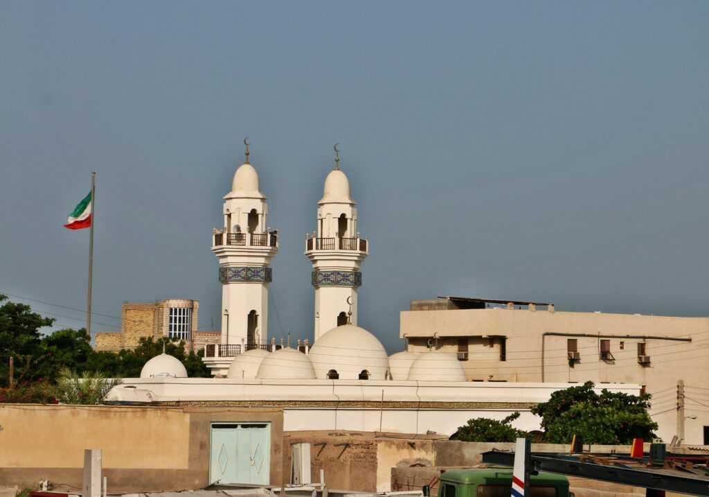 مسجد گرگ بندر لنگه