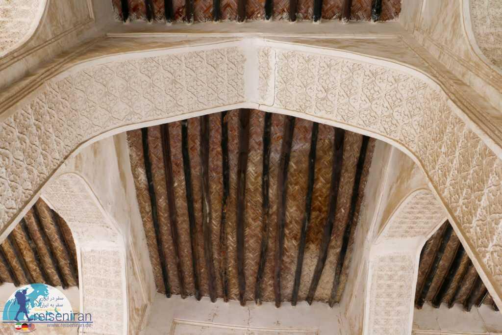 معماری سقف افغان بندر لنگه