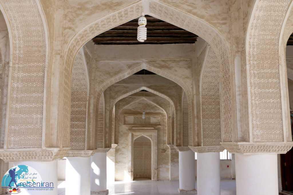 معماری مسجد افغان بندر لنگه