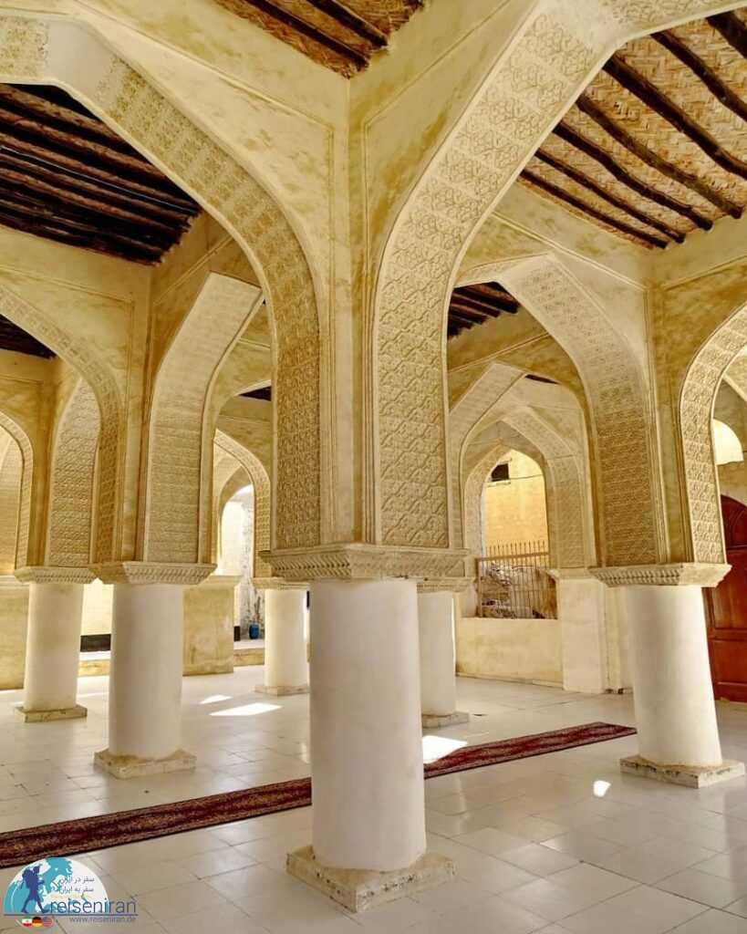 معماری مسجد افغان