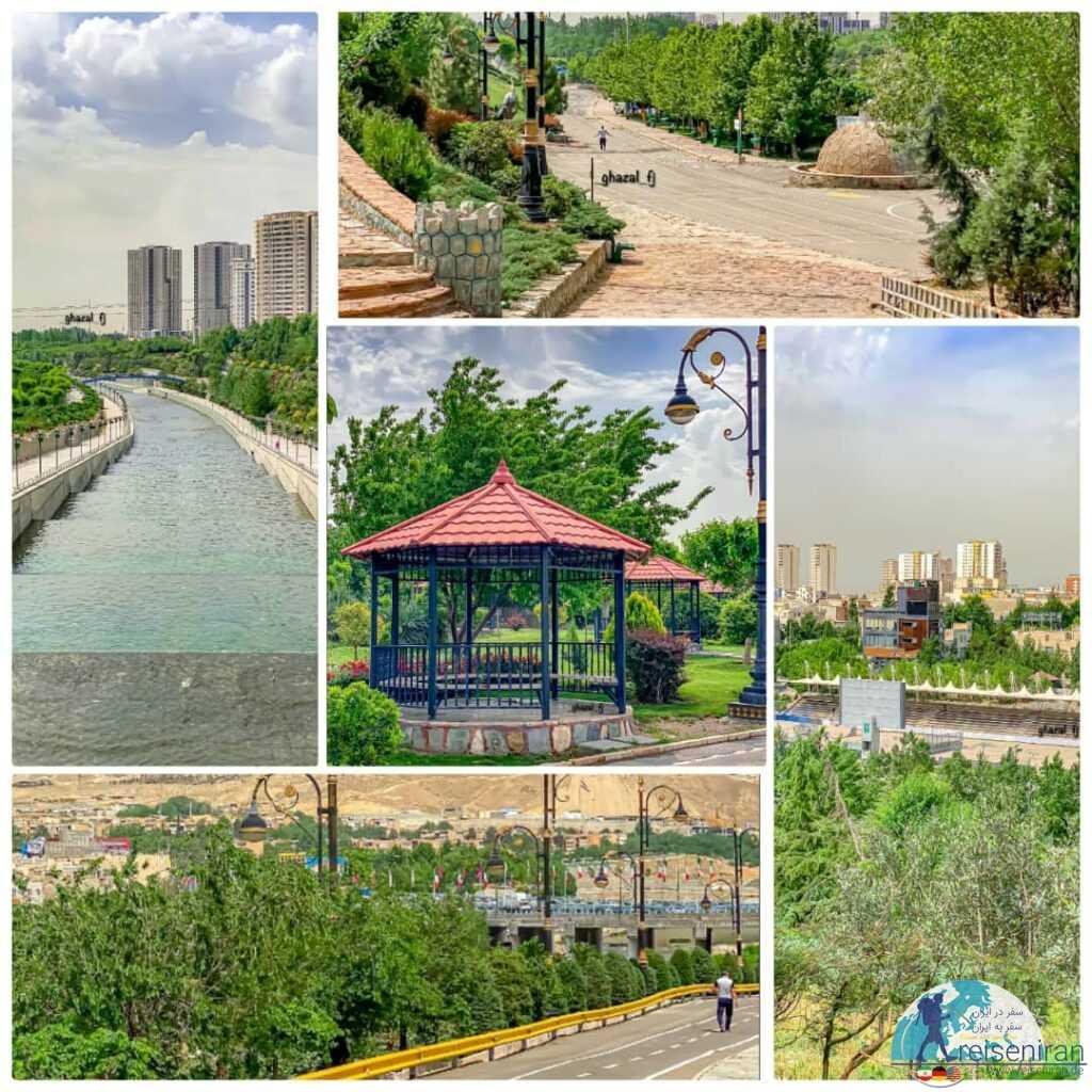 پارک جوانمردان تهران