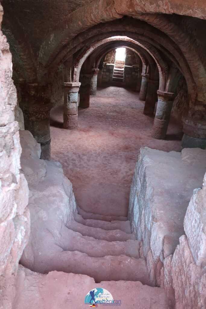کلیسا قلعه پرتغالی های هرمز