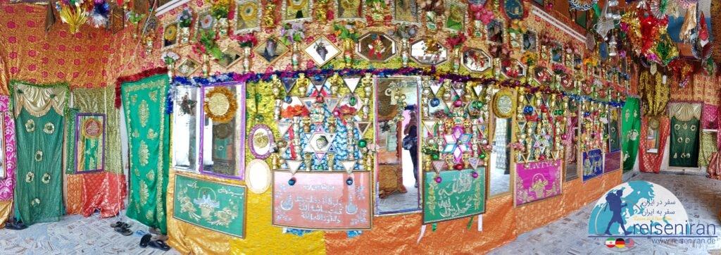 تزئینات مراسم عروسی بندر لنگه