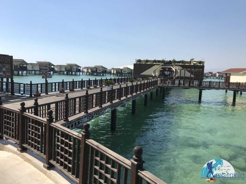 عکس هتل ترنج جزیره کیش