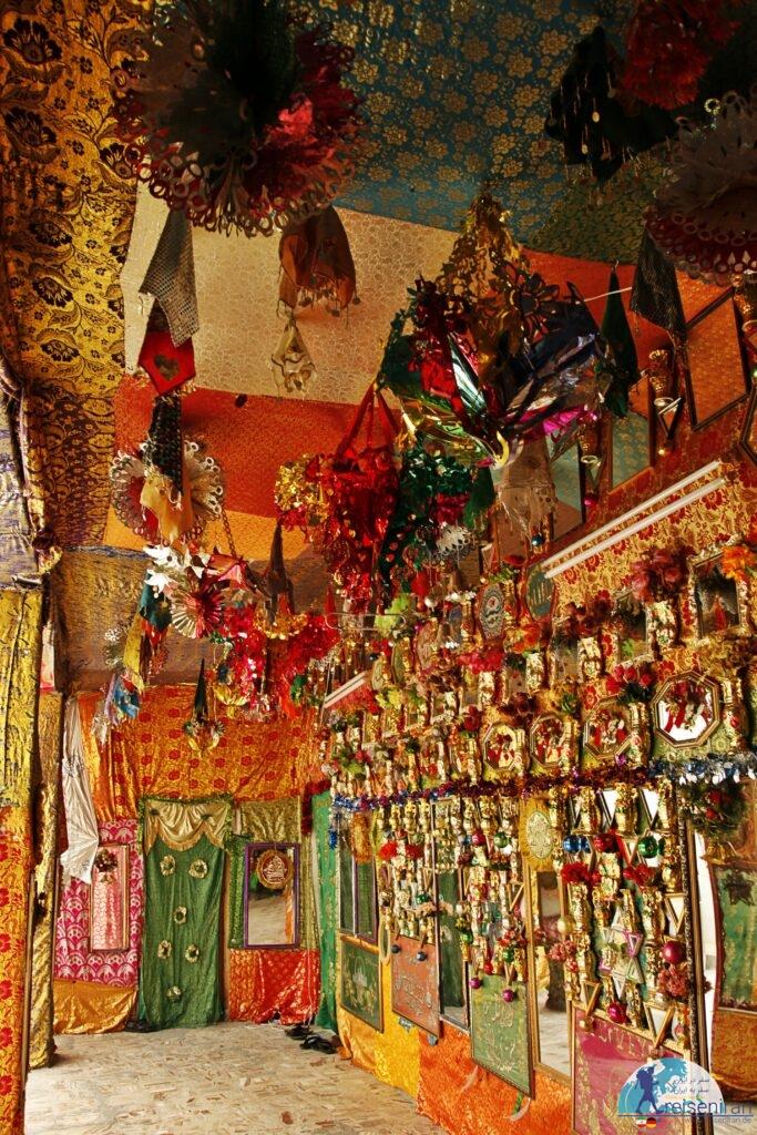 تزئینات سنتی مراسم ازدواج در بندرلنگه
