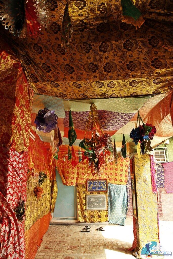 تزئینات عروسی سنتی بندرلنگه
