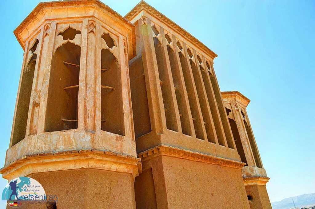 بادگیر خانه اسدی بشرویه