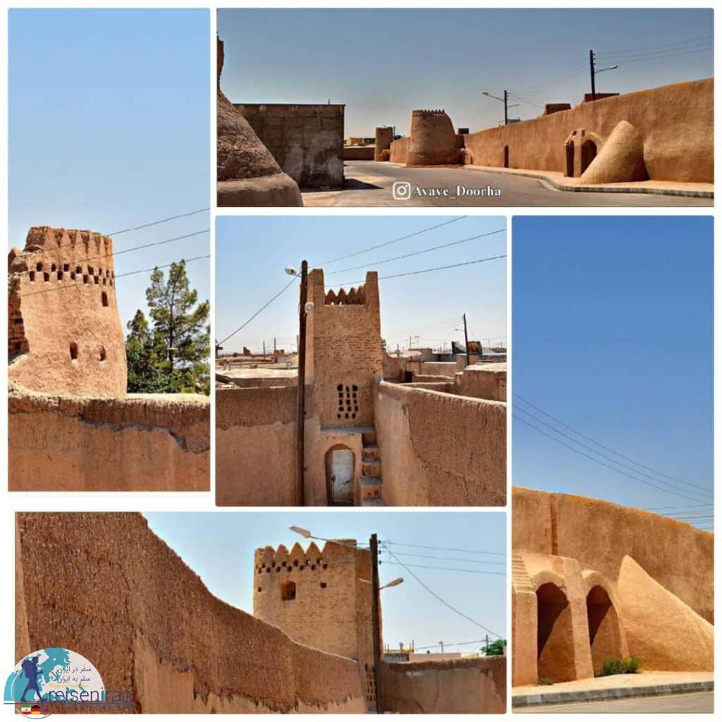 دیوار شهربند بشرویه(حصار تاریخی بشرویه)