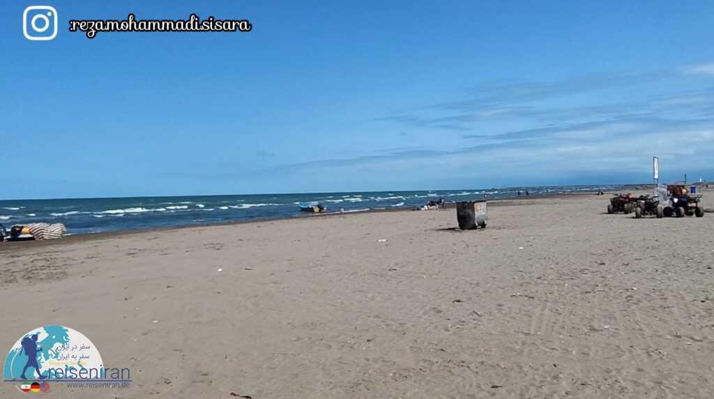 ساحل ماسه ای چمخاله