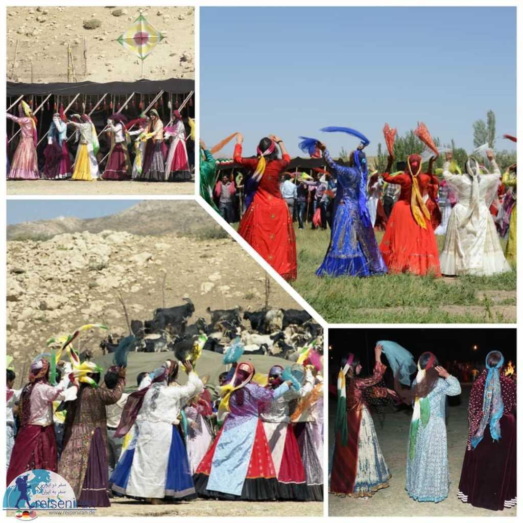 عروسی قوم قشقایی