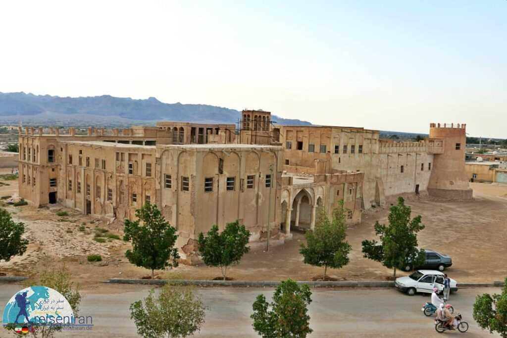 عکس قلعه المرزوقی مغویه
