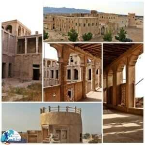قلعه المرزوقی مغویه بندر لنگه
