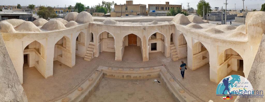 مسجد مدرسه محمدیه دژگان بندرلنگه