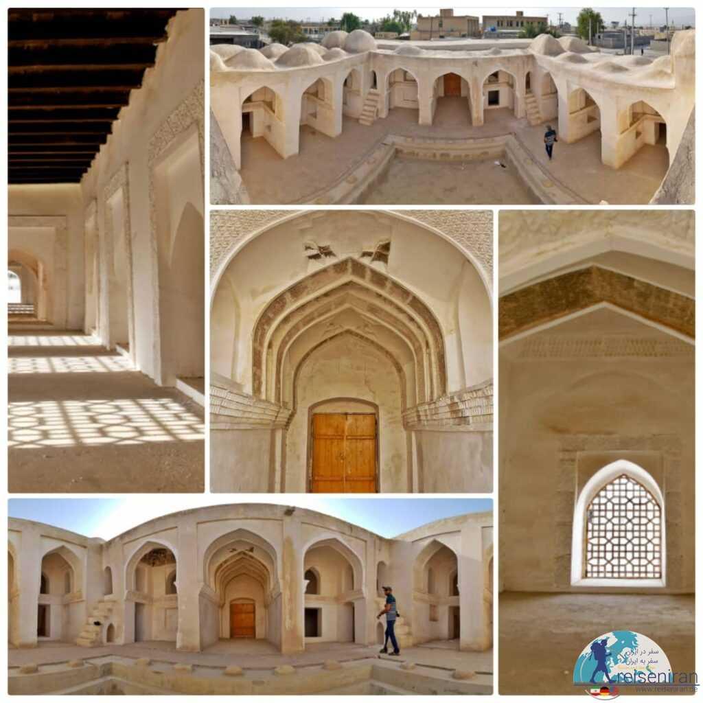 مسجد مدرسه محمدیه دژگان بندر لنگه