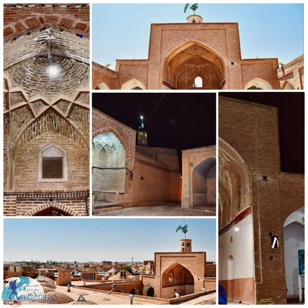 مسجد میان ده بشرویه