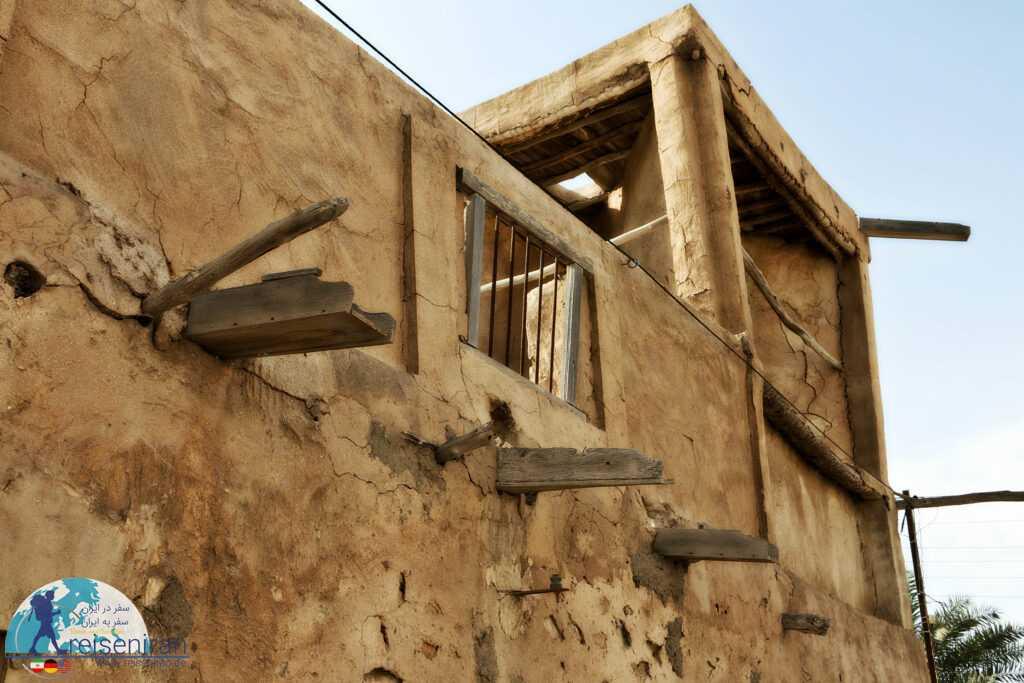 معماری بومی در بندر لنگه