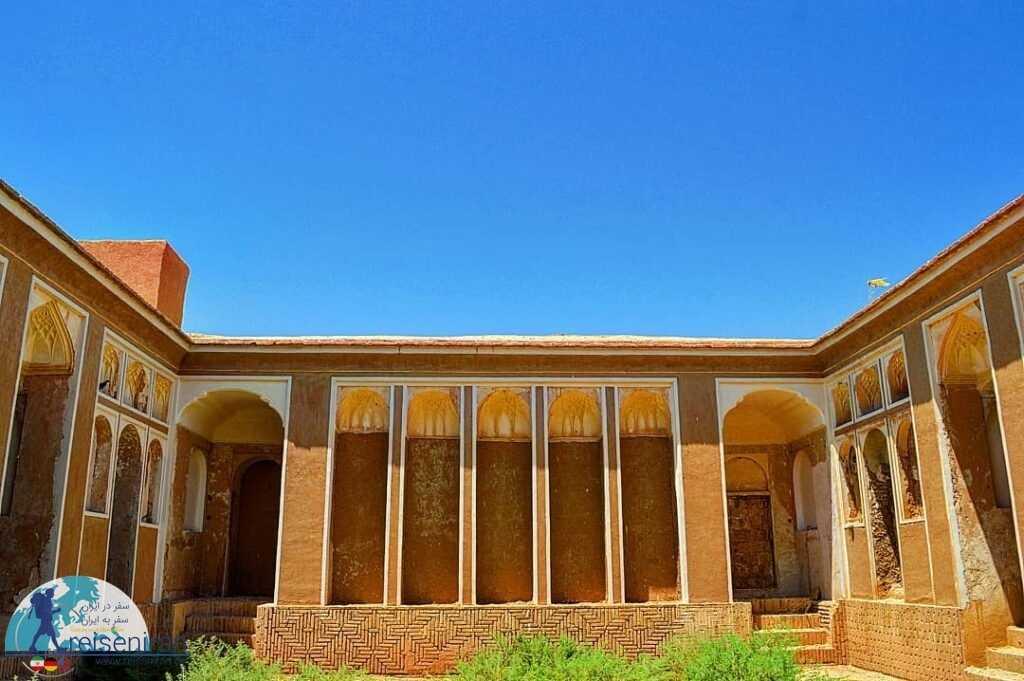 معماری خانه اسدی