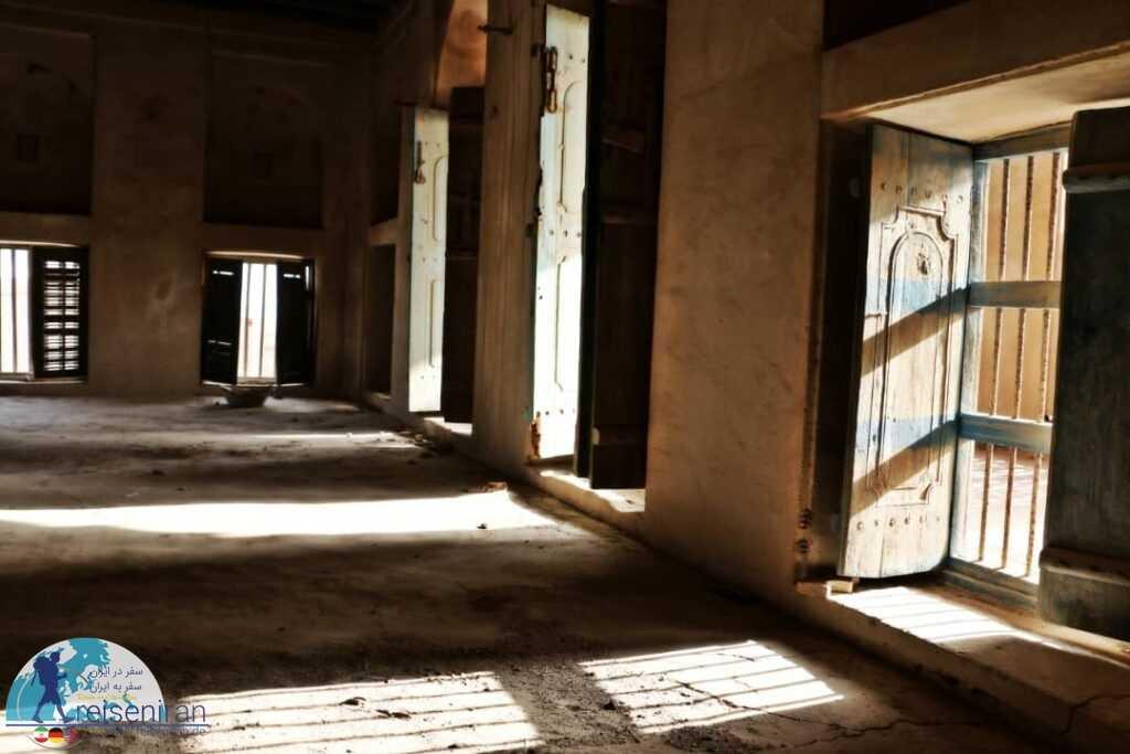 معماری قلعه شیخ سلطان مرزوقی