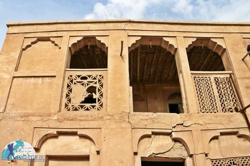 معماری قلعه مغویه