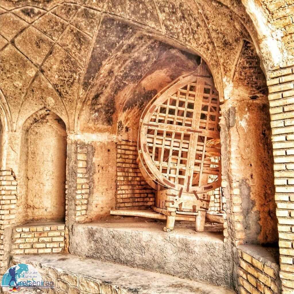 نخل روستای دولت آباد قم