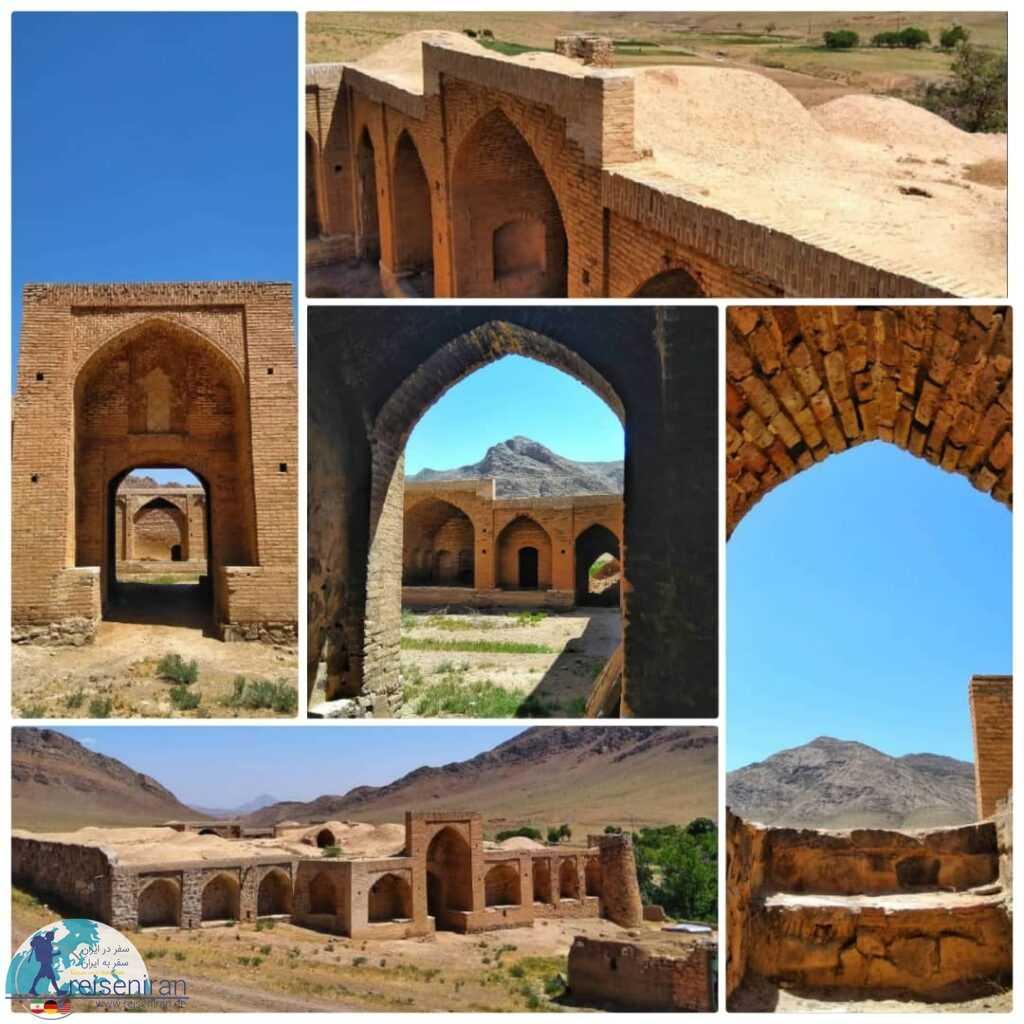 کاروانسرای شاه عباسی کهک