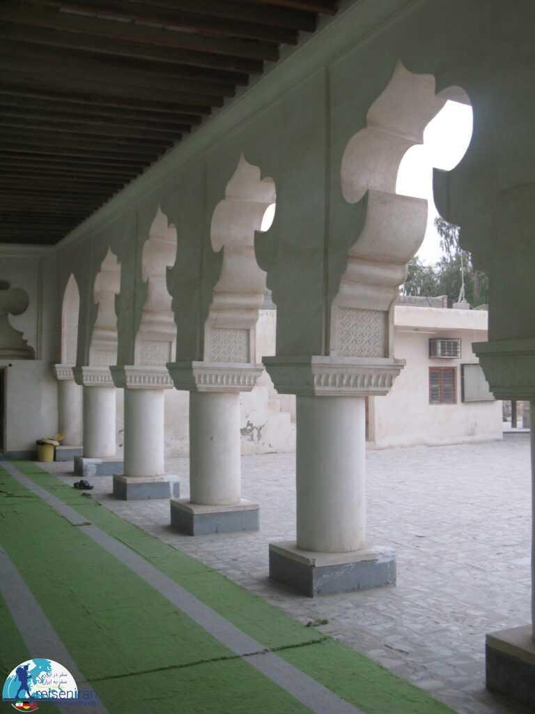 مسجد ملک ابن عباس بندرلنگه