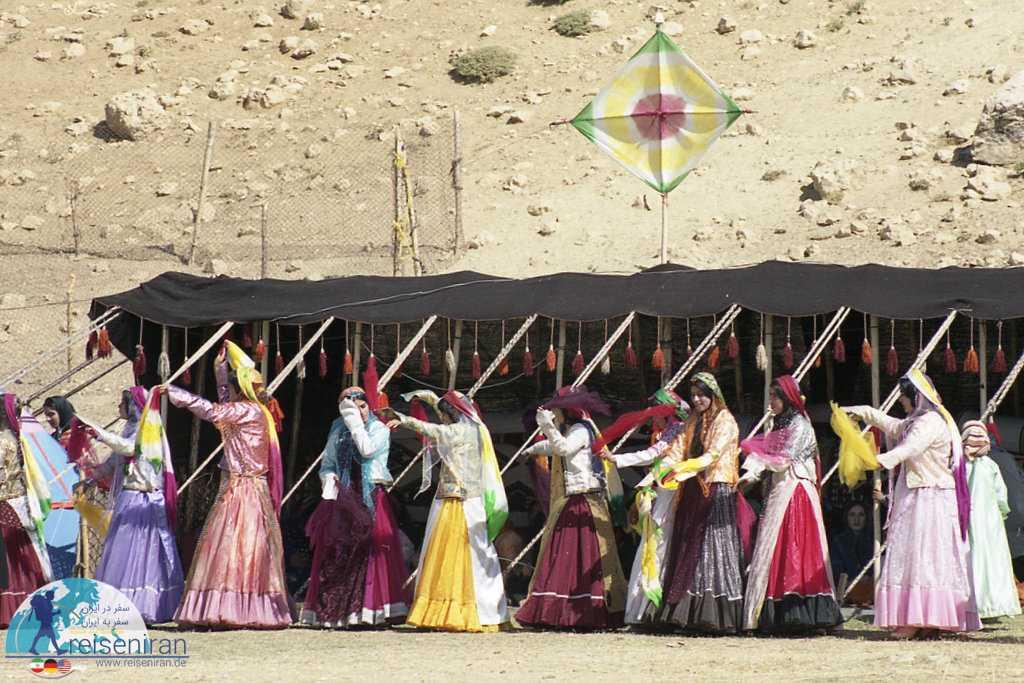 مراسم سنتی ازدواح قوم قشقایی