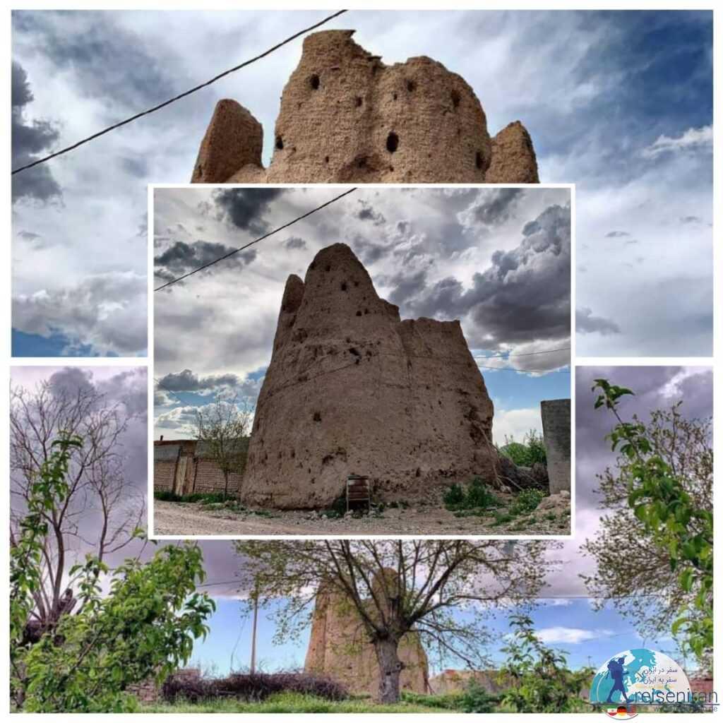 برج خانلق شهرستان فیروزه خراسان رضوی