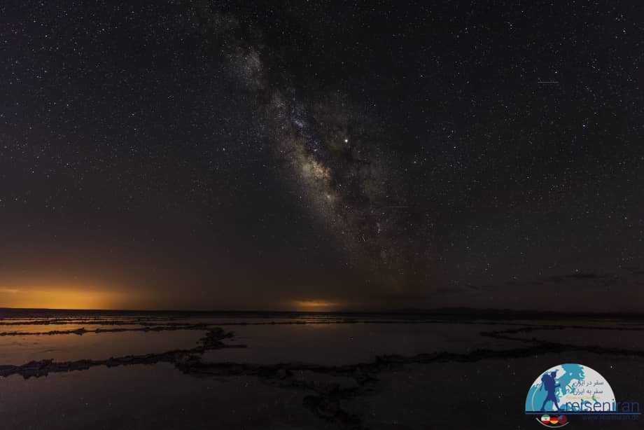 دریاچه مخرگه شهربابک