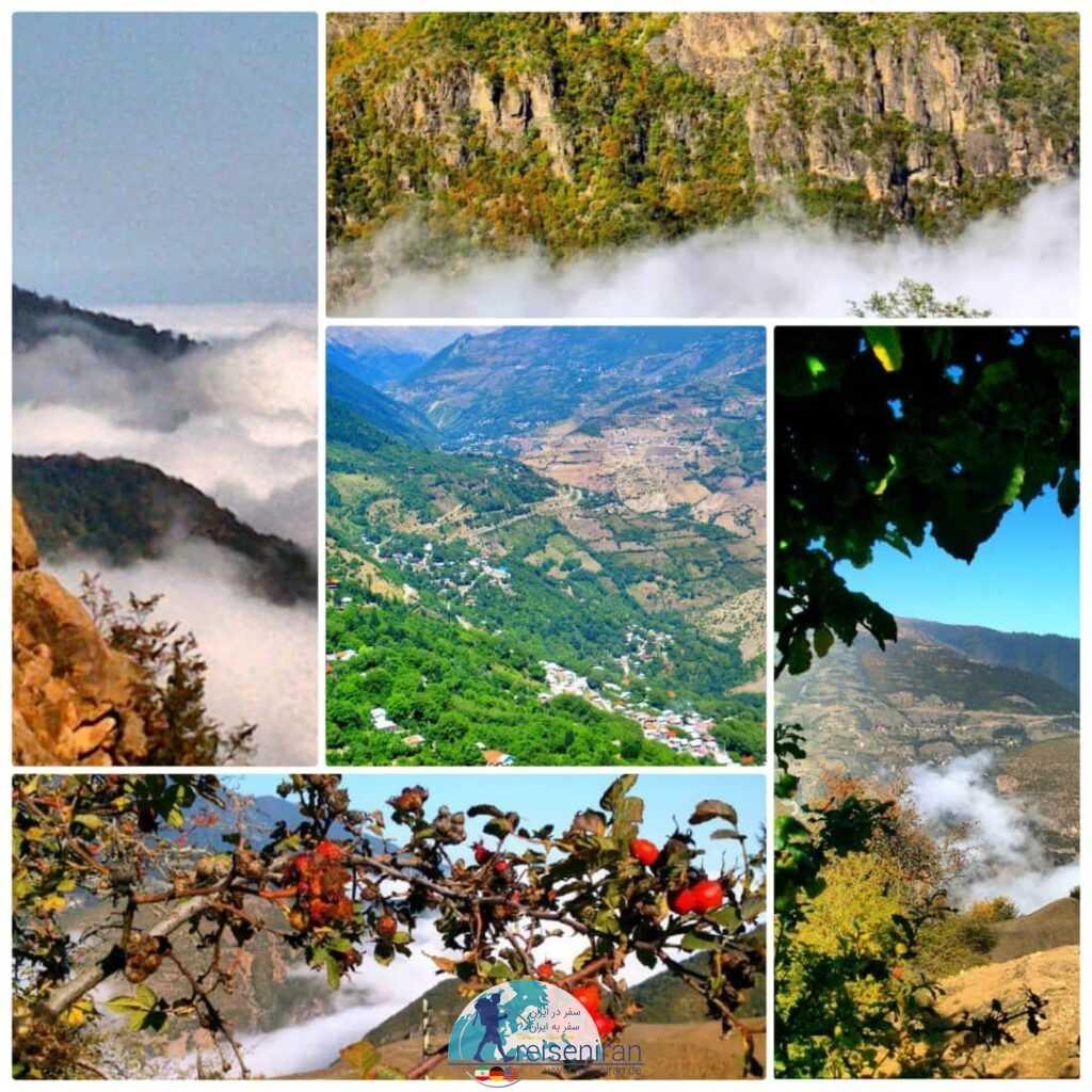 روستای چورته رامسر