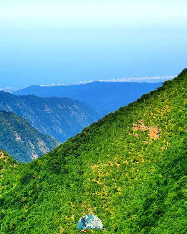 طبیعت زیبا مازندران