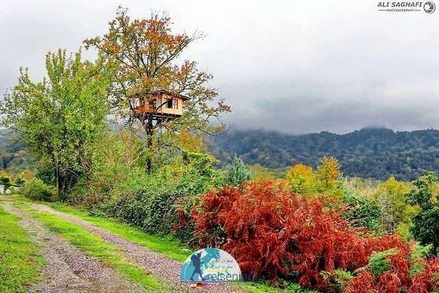 طبیعت مازندران زیبا