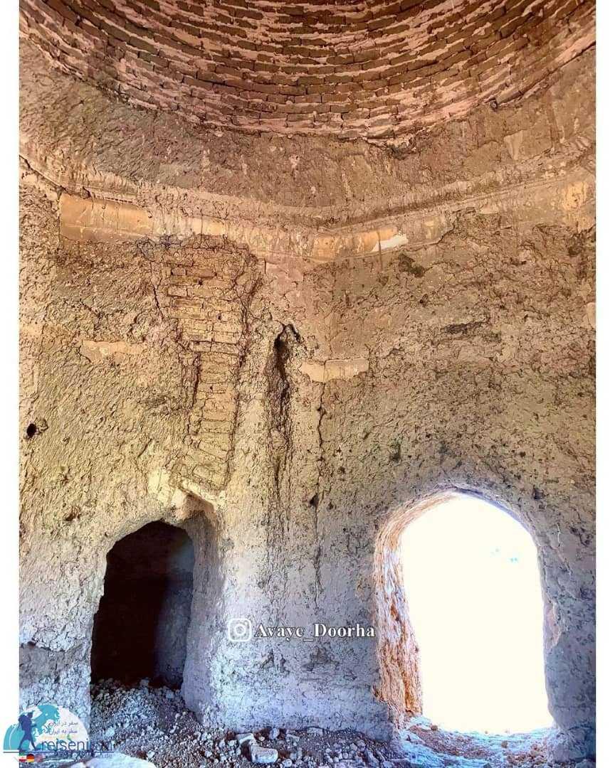عکس داخل ارامگاه شیخ اندقانی