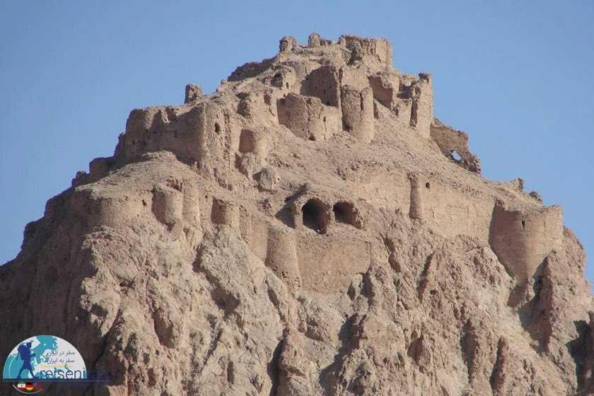 عکس قلعه دختر شهر بشرویه