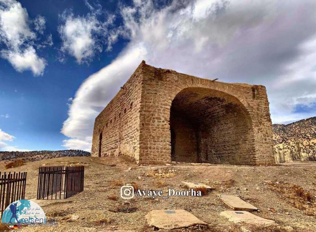 عکس معبد اسپاخو