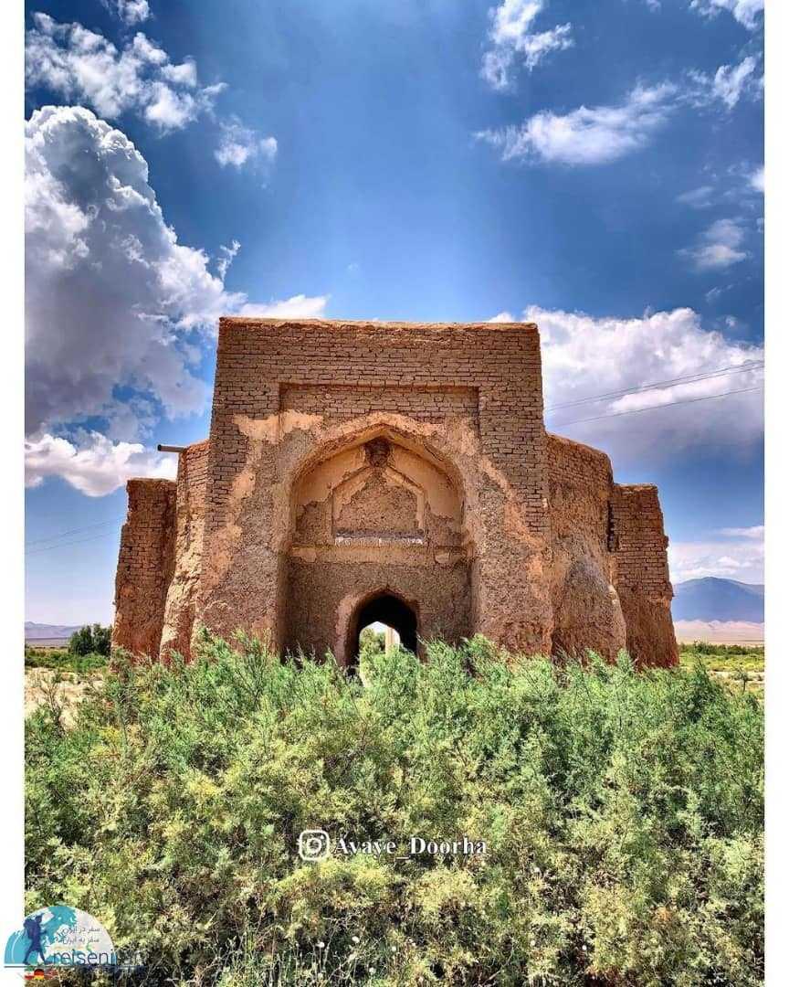 عکس مقبره شیخ اندقانی