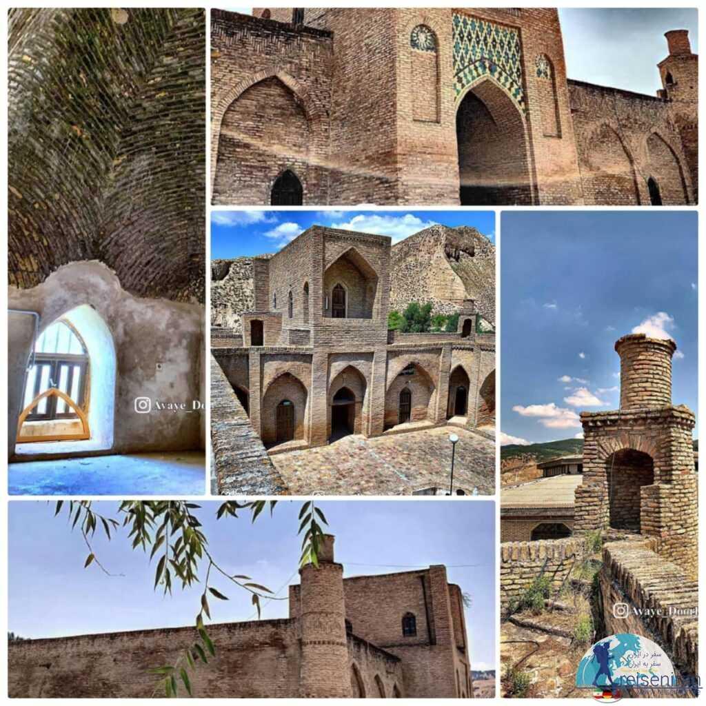 مسجد و مدرسه کریم ایشان گلستان