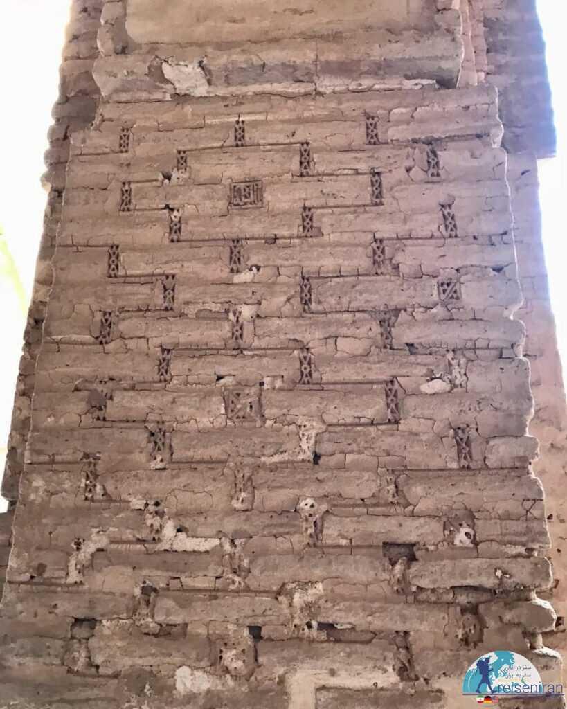 آجرچینی مسجد جامع زواره