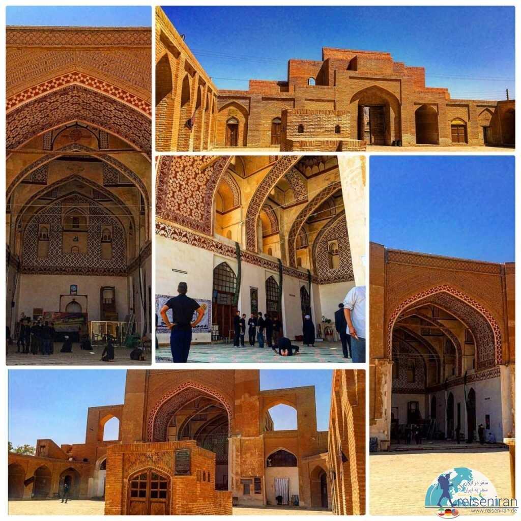 مسجد جامع قائن(مسجد جامع قاین)