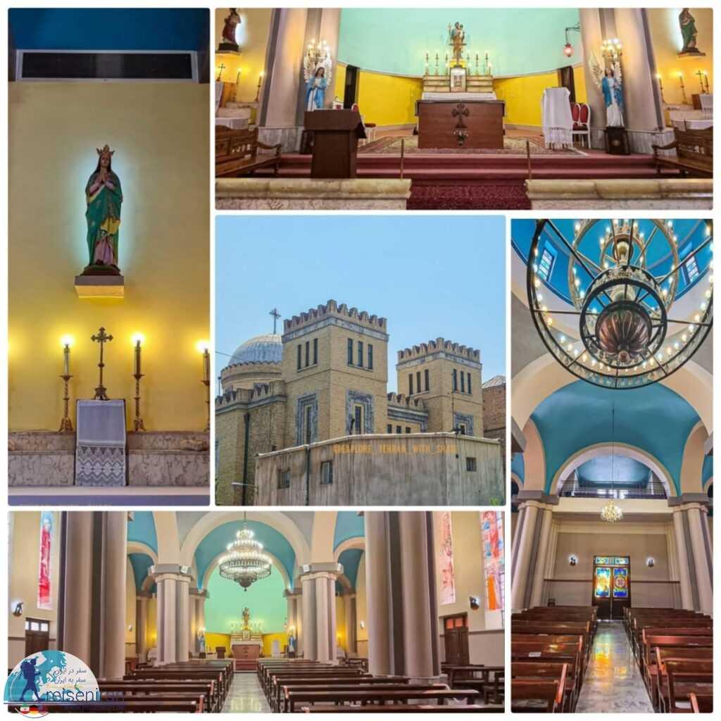 کلیسای سنت جوزف تهران ( كليساي حضرت يوسف )