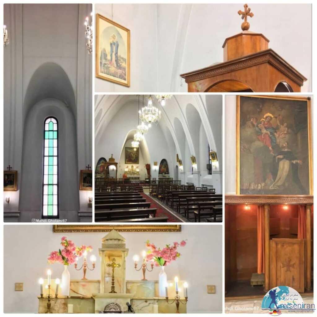 کلیسای گریگور مقدس تهران