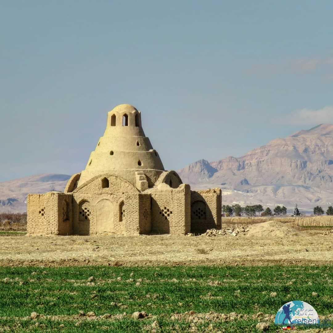 سرداب روستا فیروزآباد ابرکوه