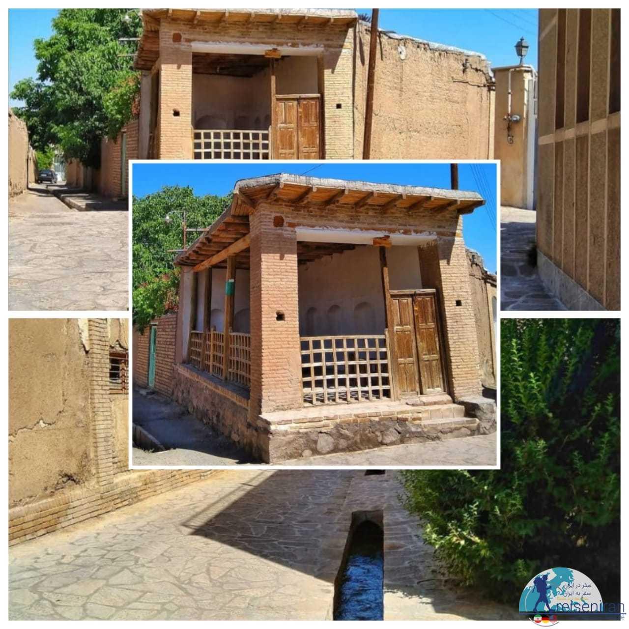 غریب خانه ششناو تفرش