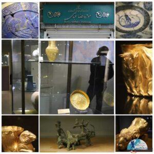 موزه رضا عباسی کجاست؟
